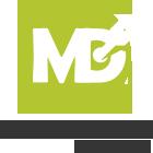 MD הפקות Mobile Retina Logo