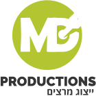 MD Productions Mobile Retina Logo