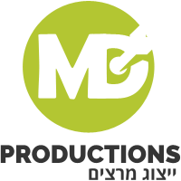 MD Productions Retina Logo